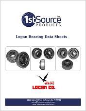Logan Bearing Data Sheets