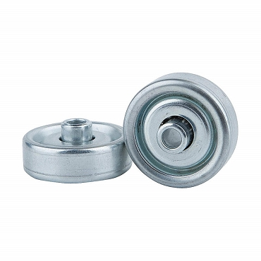 1-15/16 in. OD, 0.310 in. Bore, Conveyor Skate Wheel SKB492-1502
